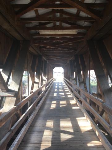 Centennial Bridge, built 1987