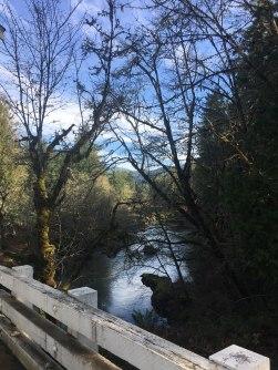 Dorena Bridge, built 1949