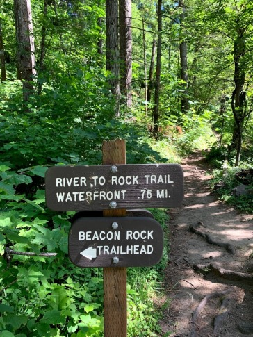 River-To-Rock Trailhead